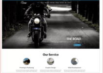 FortySeven Street WordPress Theme