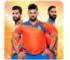 Gujarat Lions 2017 T20 Cricket Game Logo