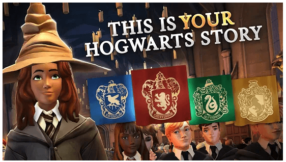 Harry Potter Hogwarts Mystery android app