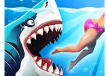 Hungry Shark World android app logo