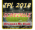 IPL 2018 Schedule - Dream 11 Team & Fantasy News Game Logo