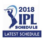 IPL 2018 Season 11 Full Schedule and Team List Gme Logo