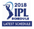 IPL 2018 Season 11 Full Schedule and Team List Gme Logo