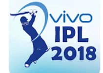IPL 2018,Schedule,Team,News,Live Score Game Logo