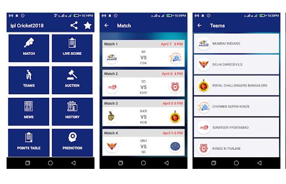 Ipl Cricket 2018 Game
