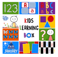 Kids Learning Box Preschool logo