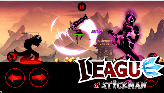 League of Stickman Free- Arena PVP(Dreamsky) game