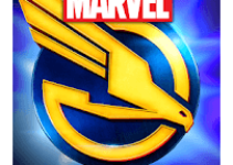 MARVEL Strike Force android app logo