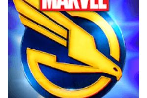 MARVEL Strike Force android app logo