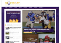 MH SportsMagazine WordPress Theme