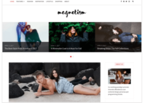 Magnetism WordPress Theme
