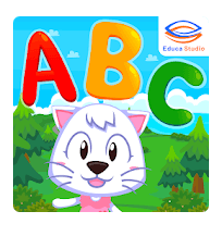 Marbel Alphabet - Learning Games for Kids logo