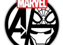 Marvel Comics android app logo