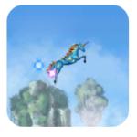 Mini Unicorn Dash game logo