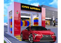 Modern Super Car Wash Station 2018 android app logo