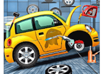Multi Car Wash Game Design Game android app logo