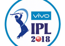 Official IPL 2018 Game Logo