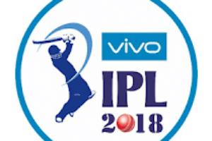 Official IPL 2018 Game Logo