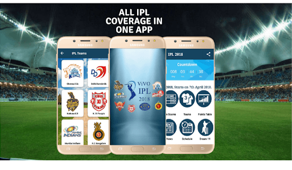 Official IPL 2018 Game