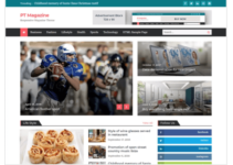 PT Magazine WordPress Theme