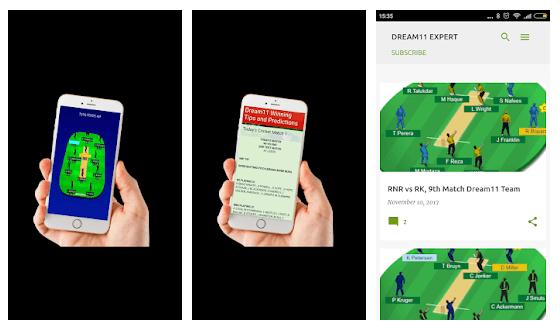 ProTips for Dream 11 Fantasy Cricket android app