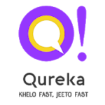 Qureka Play Live Trivia Game Show & Win Cash android app logo