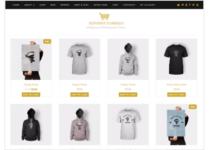Responsive eCommerce WordPress Theme