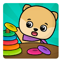 Shapes and Colors – Kids games for toddlers logo