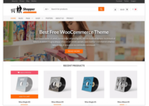 Shopper WordPress Theme