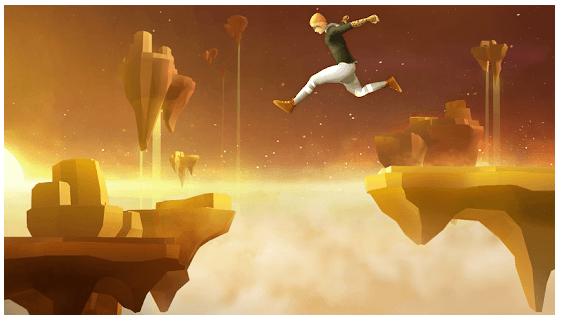 Sky Dancer Run android app