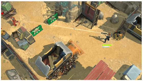 Space Marshals 2 android app