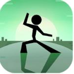 Stick Fight Game Logo