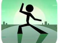 Stick Fight Game Logo
