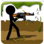 Stickman And Gun game loga