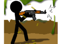 Stickman And Gun game loga