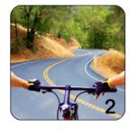Super Cycle Jungle Rider 2 game logo