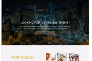Switty WordPress Theme