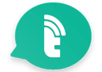 Talkray - Free Calls & Texts android app logo