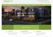 Township Lite WordPress Theme