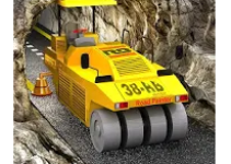 Tunnel Construction Highway 3D app logo