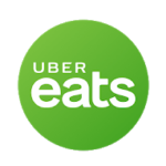 Uber Eats Local Food Delivery android app logo