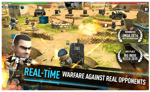 WarFriends PvP Shooter Game android app