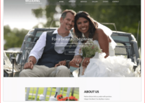 Wedding Band WordPress Theme