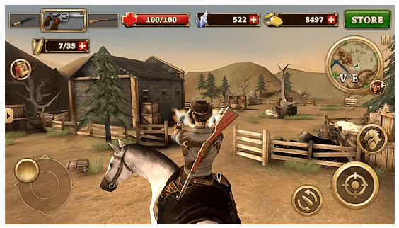 West Gunfighter android app