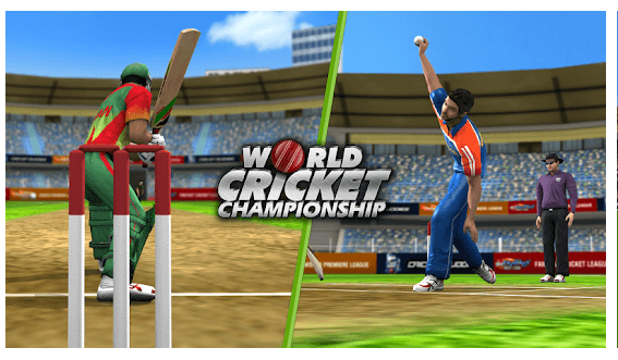 World Cricket Championship Lt Game