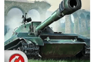 World of Tanks Blitz android app logo