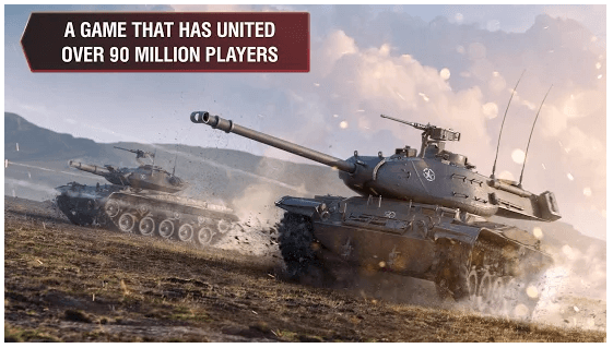 World of Tanks Blitz android app