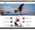 YogaFitness WordPress Theme