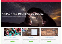 Zoom Lite WordPress Theme