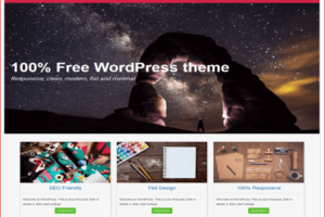 Zoom Lite WordPress Theme